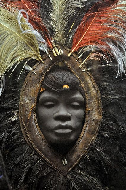 Masai Headdress