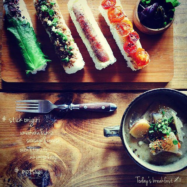 おにぎらずの進化形♡食べやすいスティックおにぎりレシピ - Locari(ロカリ)