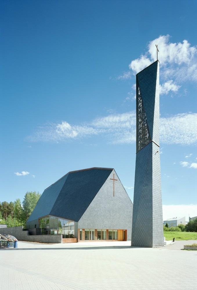 Kuokkala Church; Jyväskylä, Finland