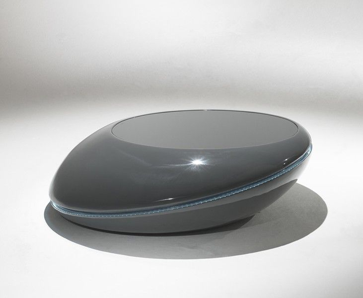 Table Basse Lumineuse OZ Fibre De Verre & Led