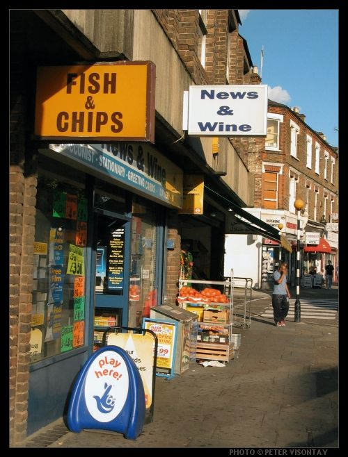 15 best sweet places places to visit images on pinterest for Devins fish and chips