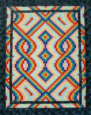 111 best Bargello Quilts images on Pinterest | Embroidery ... : lockwood quilts - Adamdwight.com