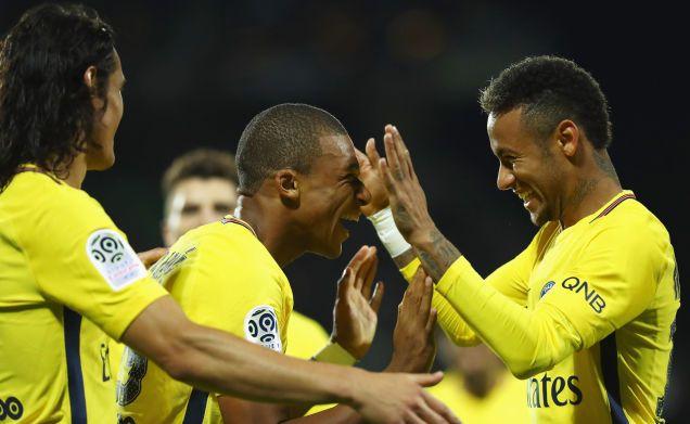 Thus Begins The Thrilling, Terrifying Neymar-Mbappé-Cavani Era
