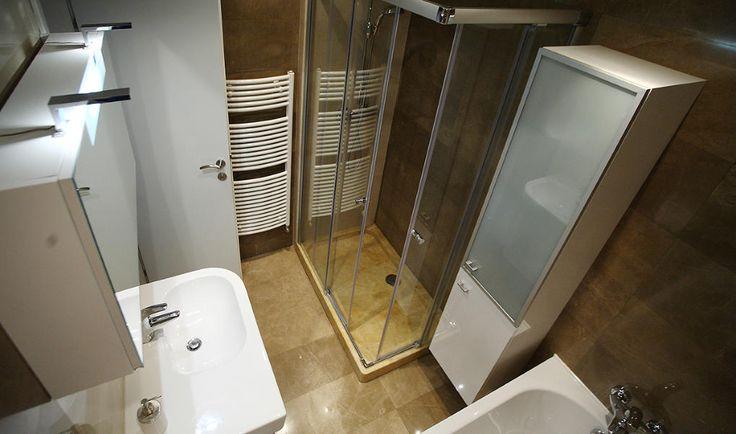 Kompletní rekonstrukce malé koupelny
