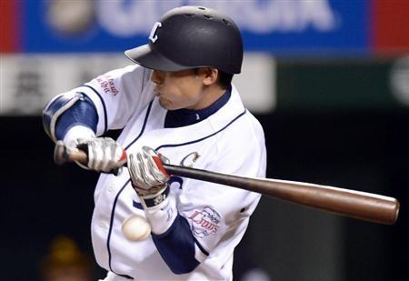 Takumi Kuriyama (Saitama Seibu Lions)