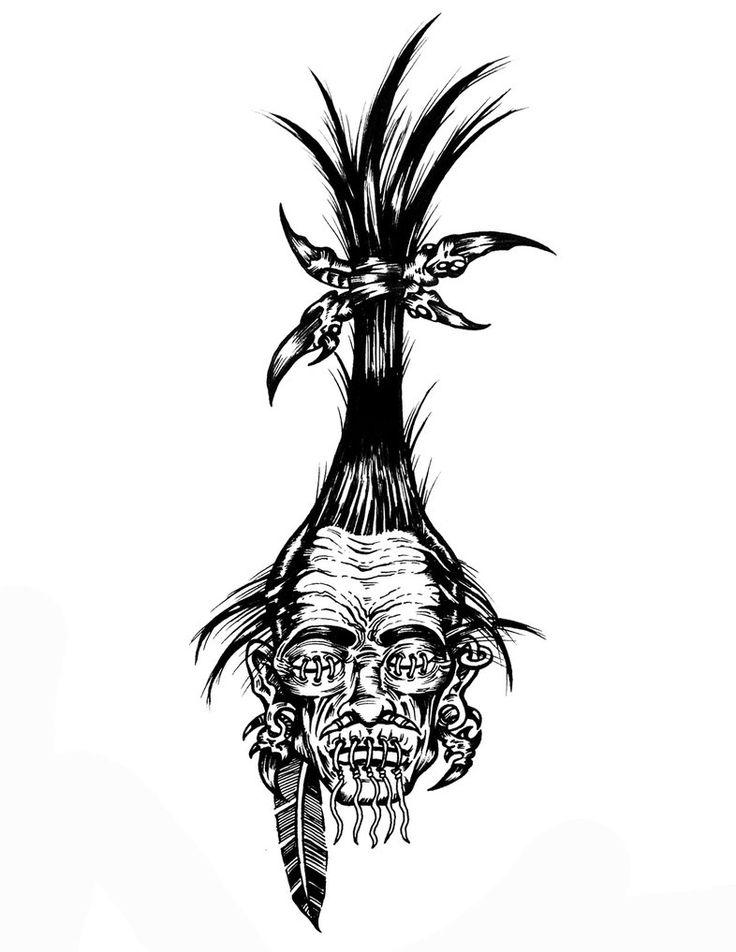 shrunken heads - Google Search