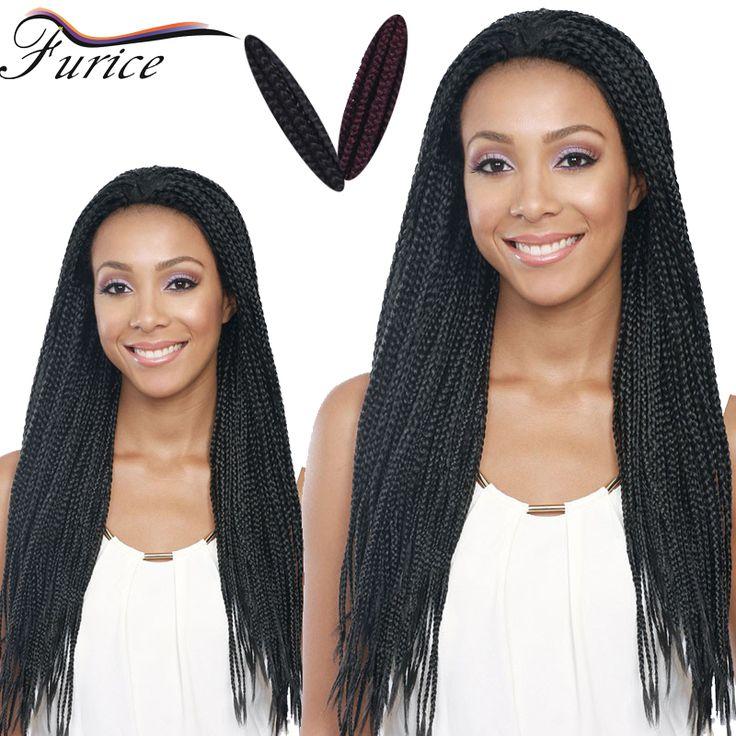 18,24inch Box Braids Hair 100g/Pack Bulk Crochet Braids Hair Extensions Latch Hook Senegalese Havana Mambo Twist Braiding Hair
