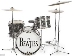 Owner of NFL's Indianapolis Colts pays $2.2million for Ringo Starr's three-piece drum kit . Beatles Radio: The Beatles, Solos, Covers, Birthdays, News The Fab 4 and More!