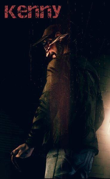Kenny // The Walking Dead: Game - Season 2 by JenniiLaika.deviantart.com on @deviantART