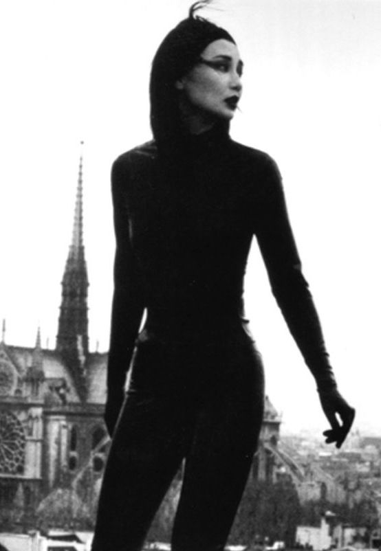 """Maggie Cheung, """"Irma Vep"""" (1996)."""