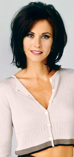 courtney cox hair 90s - Google Search