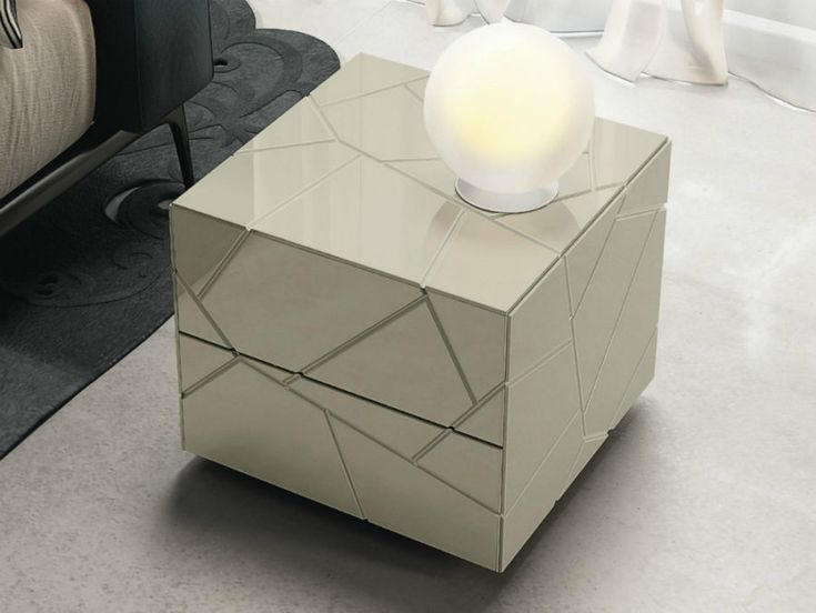 Modern Nightstand Design For Contemporary Bedrooms | Www.bocadolobo.com  #bocadolobo #luxuryfurniture
