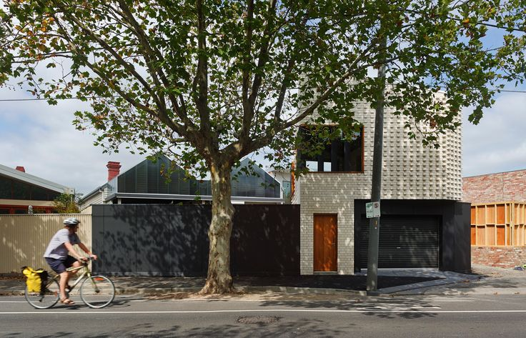 Little Brick Studio Abbotsford Melbourne Make Architecture