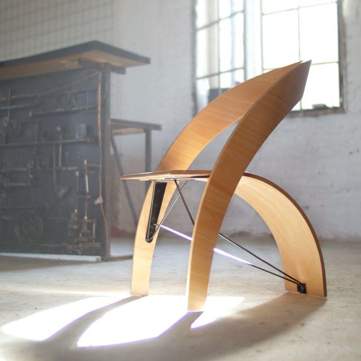 counterpose plywood chair by kaptura de aer made in romania on crowdyhouse modern design cado modern furniture 101 multi function modern
