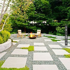 Garden Furniture On Gravel 13 best patios images on pinterest | backyard ideas, garden ideas