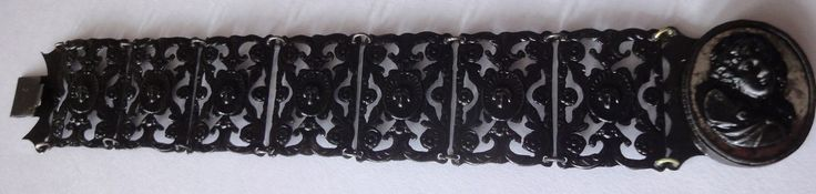 Iron Berlin Bracelet early 19th century.