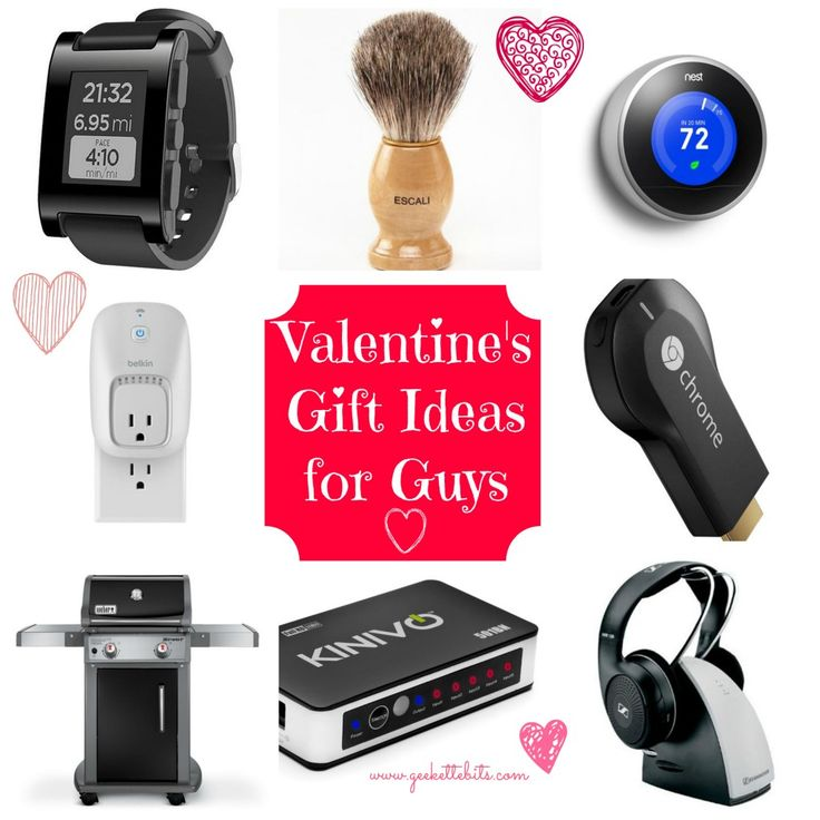 Best Valentineu0027s Gifts For Guys