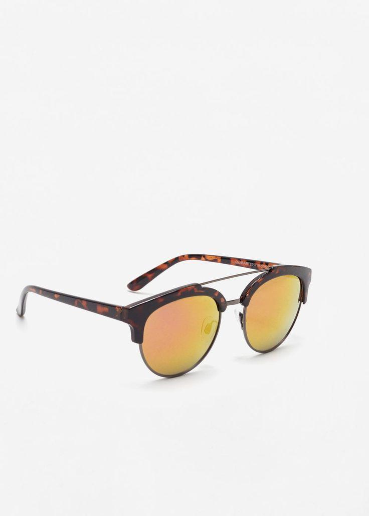 Gafas de sol lentes espejo REF. 83063536 15,99€
