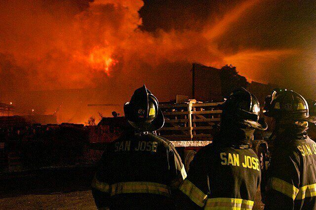 FEATURED POST  @csmeadphotography -  Sjfd on a 5th alarm with mutual aid. .  ___Want to be featured? _____ Use #chiefmiller in your post ... http://ift.tt/2aftxS9 . CHECK OUT! Facebook- chiefmiller1 Periscope -chief_miller Tumblr- chief-miller Twitter - chief_miller YouTube- chief miller .  #firetruck #firedepartment #fireman #firefighters #ems #kcco  #brotherhood #firefighting #paramedic #firehouse #rescue #firedept  #theberry #feuerwehr  #brandweer #pompier #medic #ambulance #emergency…