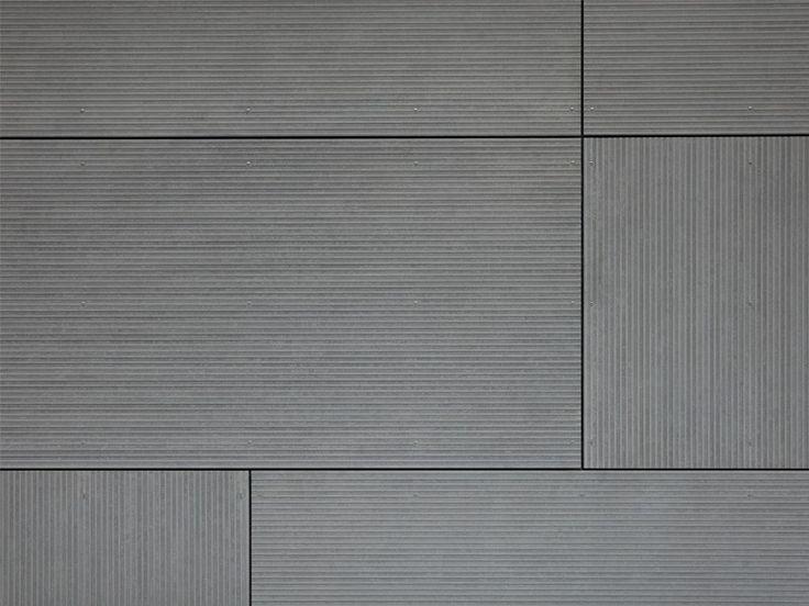 New 3D facade material, EQUITONE [linea] equitone.com