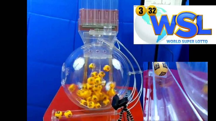 World Super Lotto - Live Drawing #8 - Oct 25, 2014