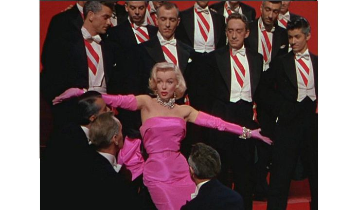 Mężczyźni wolą blondynki, czyli Marilyn Monroe wiecznie żywa — sfmeble.pl