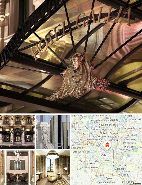 Cet hôtel de luxe est situé juste à côté de la gare centrale historique sur la Piazza Duca D'Aosta et à seulement deux stations de métro de la cathédrale et de la Scala de Milan.  Les transports en commun sont à 500 mètres.