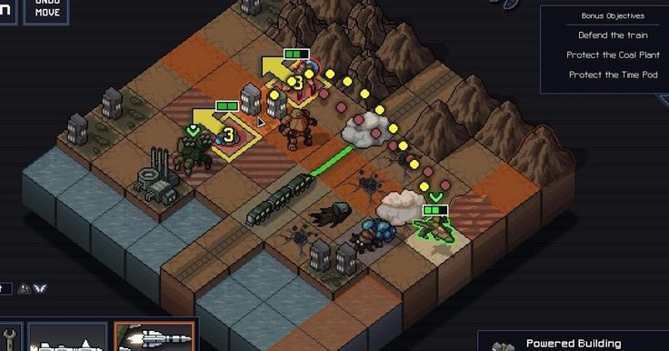 FTL dev reveals turn-based strategy game Into the Breach