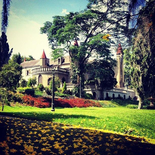 Museo El Castillo, Medellin. ¿A ti qué te gusta de Medellín?