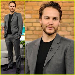Taylor Kitsch stops by The Marilyn Denis Show to promote his new movie, John Carter, on Friday (March 9) in Toronto, Ontario, Canada.    The 30-year-old actor recently…