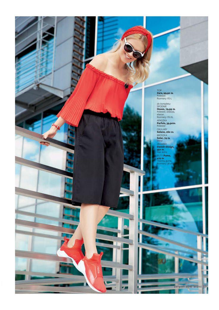Avanti Magazine #press #magazine #sunglasses #model #photoshoot #fashion