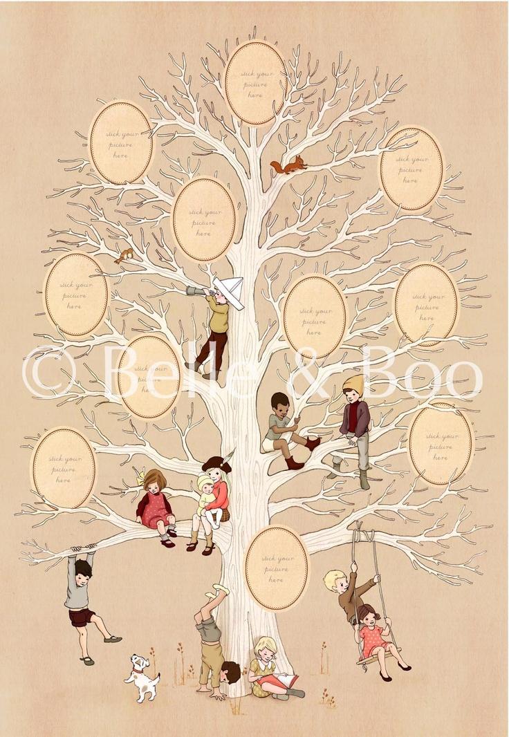 Family Tree / Belle & Boo