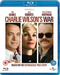 Charlie Wilson's War Blu-ray (United Kingdom)