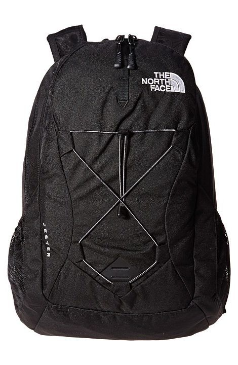 The North Face Women's Jester (TNF Black) Backpack Bags - The North Face, Women's Jester, CHJ3JK3-001, Bags and Luggage Backpack, Backpack, Bag, Bags and Luggage, Gift - Outfit Ideas And Street Style 2017