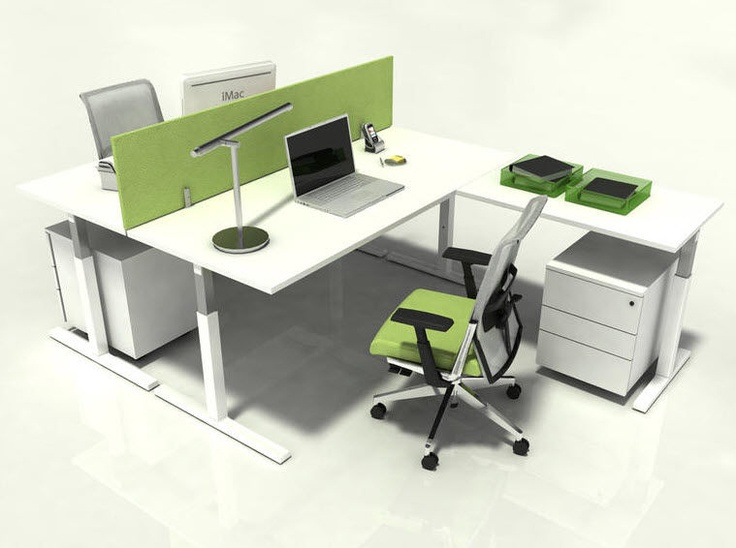 Open office workstations (Individual stations)4