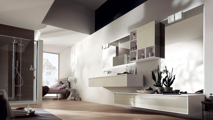 Итальянская компания Scavolini представляет: безмятежная ванная комната Rivo…