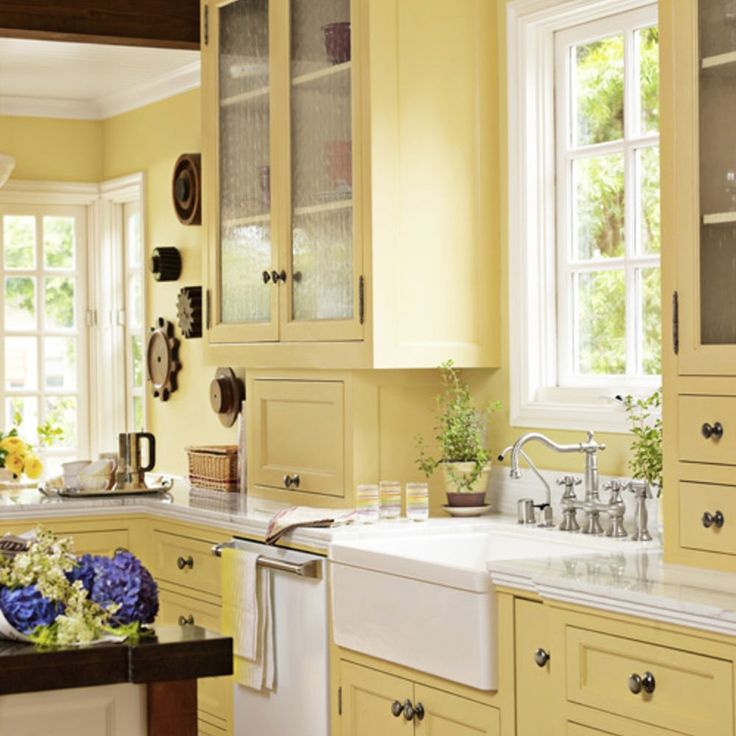 Best 114 Best Images About Yellow Kitchens On Pinterest 400 x 300