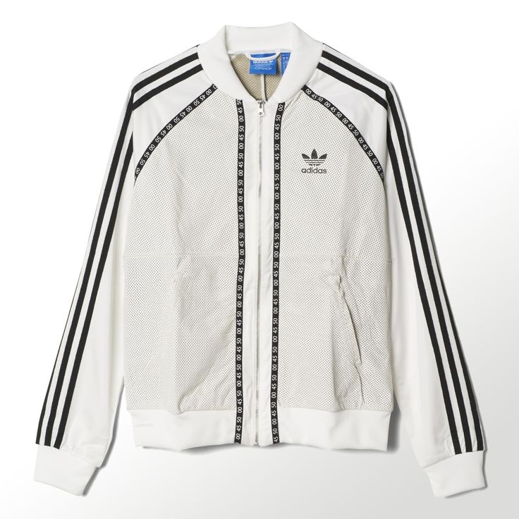 adidas - Topshop Superstar Track Jacket