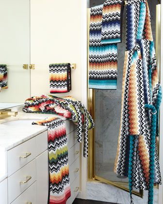 "Missoni Home Collection ""Niles"" Towels - Horchow, 60-70"