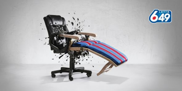 Lotto 649: Chair | Ads of the World™