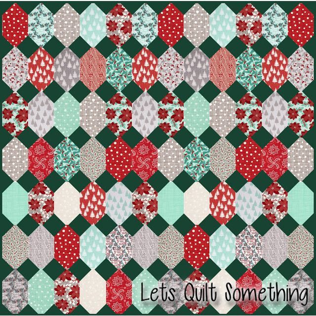 Layer Cake Quilt Top : 178 best images about Free Christmas Quilt Patterns on ...