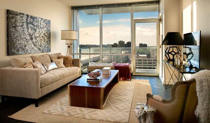 Apartments for Rent in Downtown Chicago | The Lex Gallery | Chicago High Rise Apartments