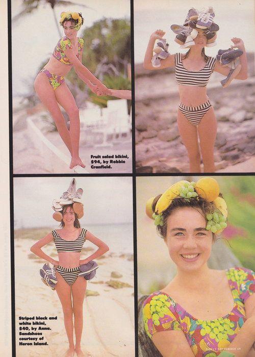 Dolly September 1988 | Vanessa Kelly | Bikini Beach 06