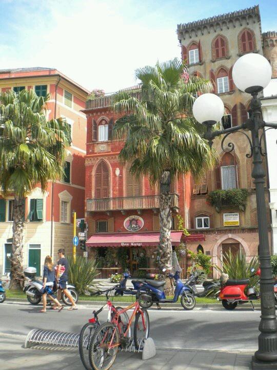 Sestri Levante, Liguria, Italy, province of genoa