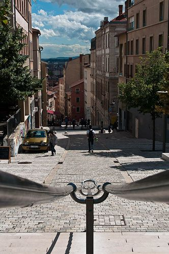 Croix-Rousse, Lyon...... I'd say I need to go here but I live here so yeah i win.