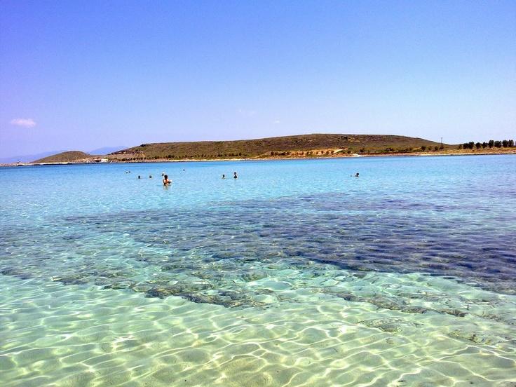 Diakofti Beach, Kythira