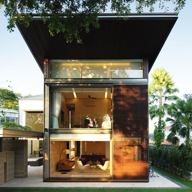 Modern small home