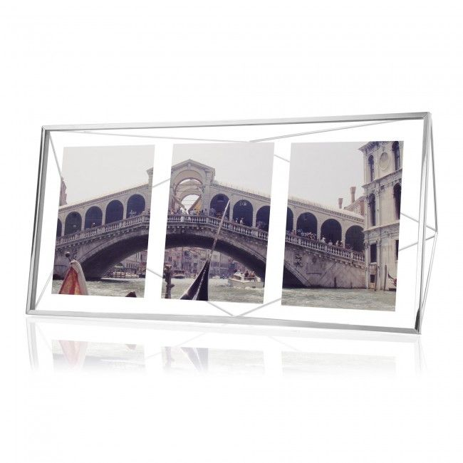 Display your favourite memories with a Prisma Table Top Wire Frame.