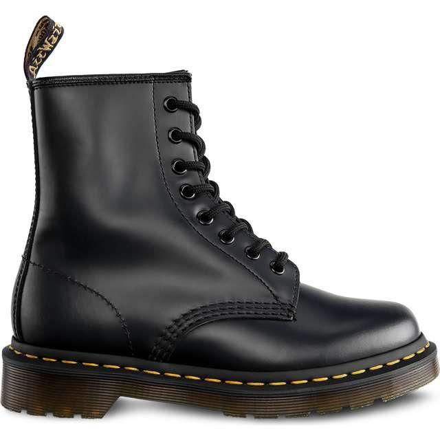 Glany Damskie Drmartens Dr Martens Czarne 1460 Black Dm10072004 Combat Boots Dr Martens Boots Boots