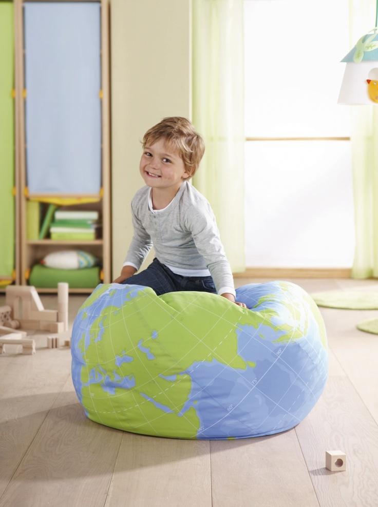 Vak na sedenie Zemeguľa